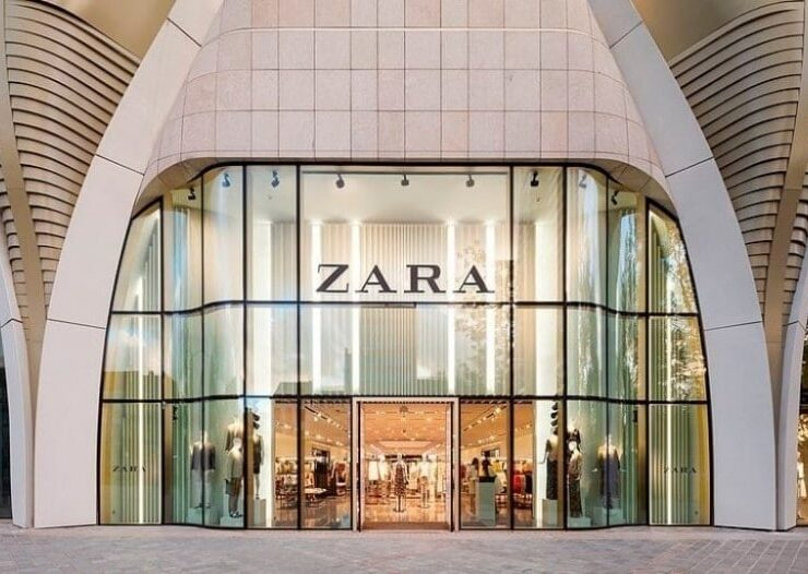 World leading fashion store 'Zara' was nearly called 'Zorba'