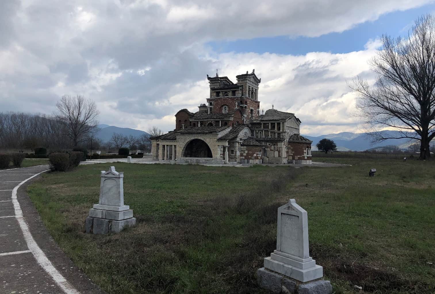 Agia Fotini of Mantinea: One of the most mysterious churches in the world   3