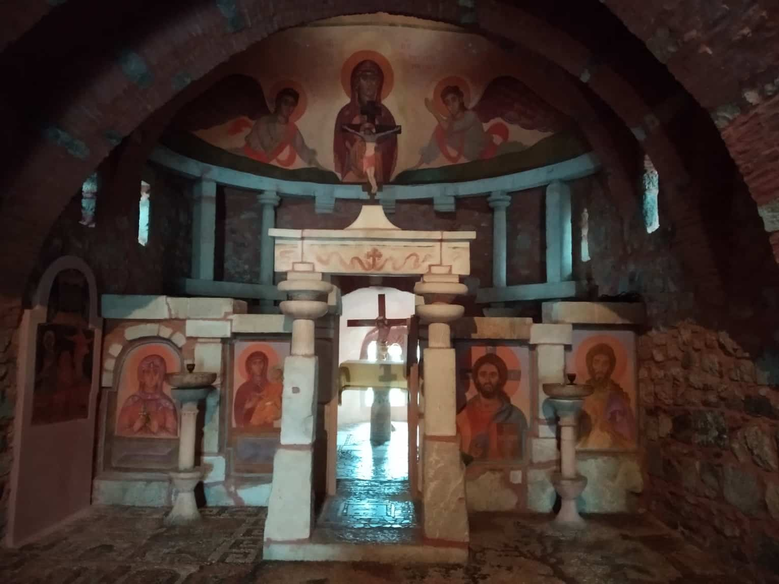 Agia Fotini of Mantinea: One of the most mysterious churches in the world   8
