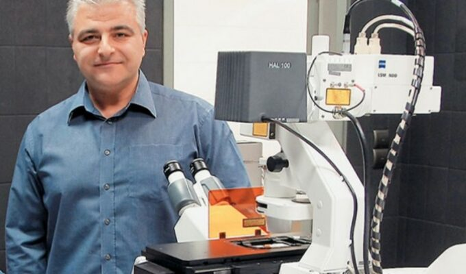 Greek Professor elected Vice President of the European Research Council