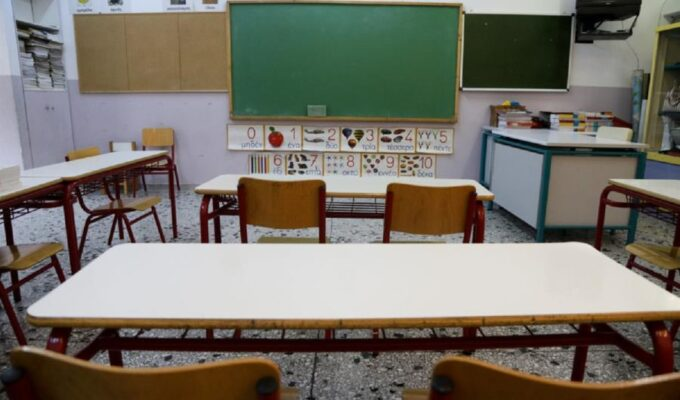 Greece shuts down all schools and pre-school facilities