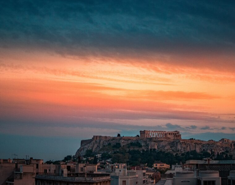 Athens, a top summer destination for British travellers in 2020
