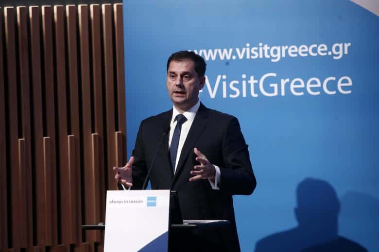 """Greek Tourism Minister: 2021 will be """"a year of interest for our country"""""""