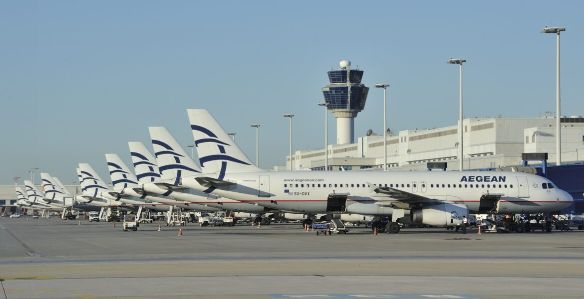 European Commission approves €120 million Greek grant to Aegean Airlines