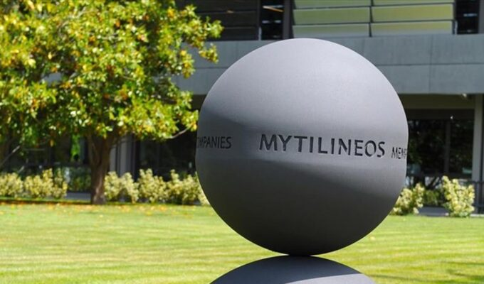 Greek Corporation Mytilineos.