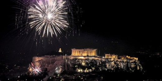 Greek New Year Traditions 5