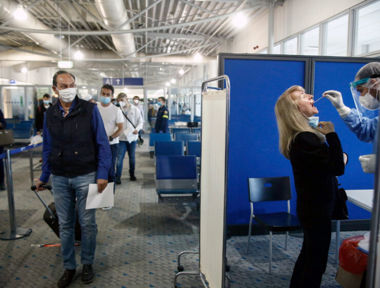 Greece introduces 10-day quarantine for international travellers