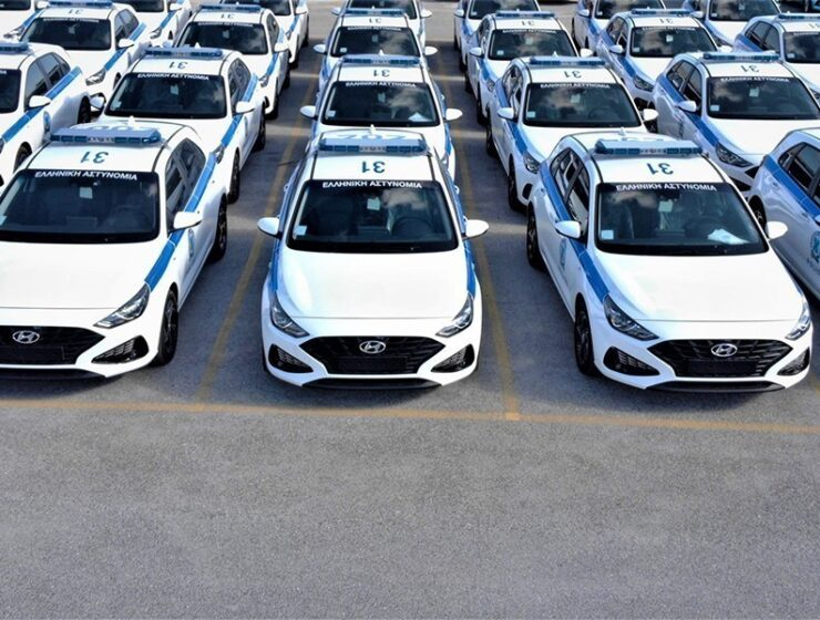 These are the new Greek police patrol cars (PHOTOS) 13
