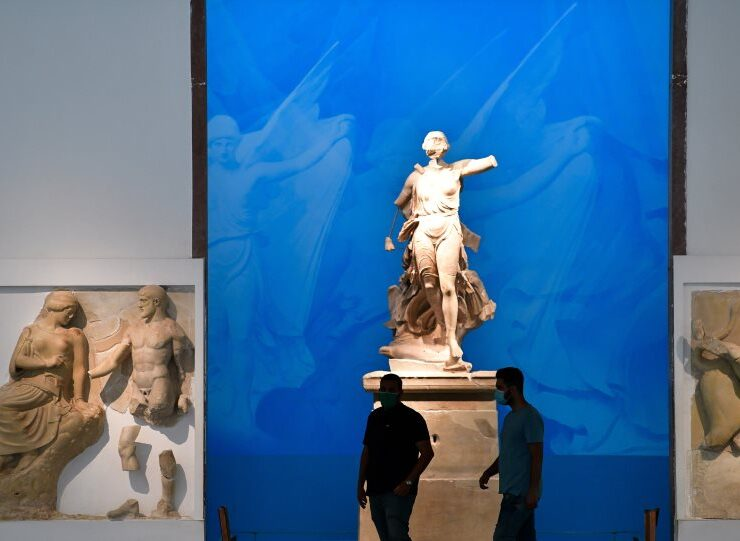 Greece to lend historical artifacts to foreign museums for up to 50 years