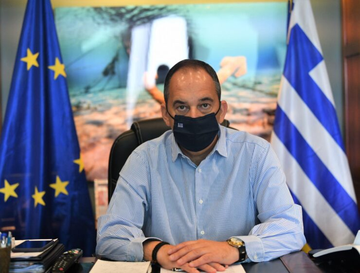 "Greek Shipping Minister transferred to ICU for ""precautionary reasons"""