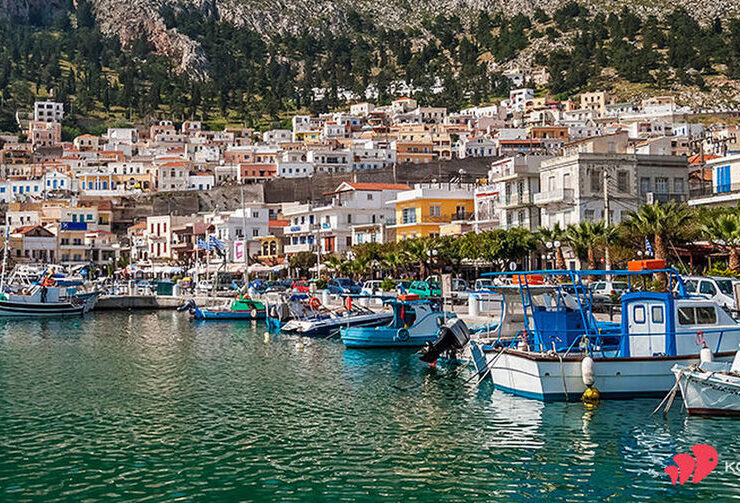 Greece imposes stricter lockdown on the island of Kalymnos