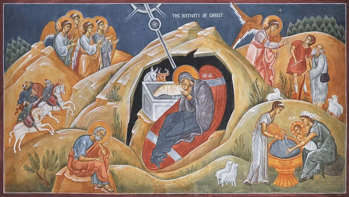 December 20, Forefeast of the Nativity of the Lord