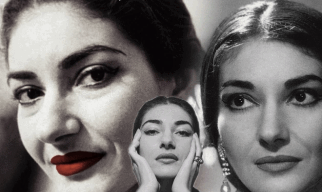 On this day in 1923, Soprano legend Maria Callas was born