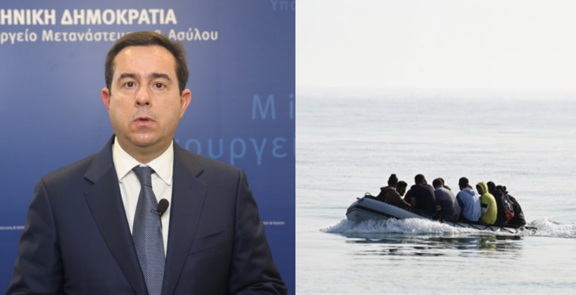 Greek Minister accuses Turkish Coast Guard of ignoring stricken migrant boat