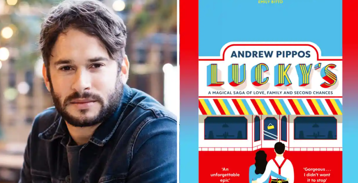'Lucky's' by Greek-Australian author Andrew Pippos named best Australian book of 2020
