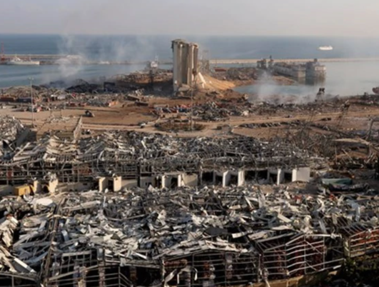 Greek Orthodox Archdiocese of America raises $50,000 for Beirut blast relief