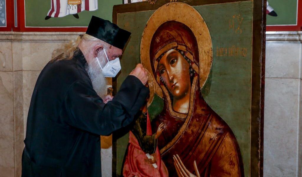 Archbishop Ieronymos discharged from hospital