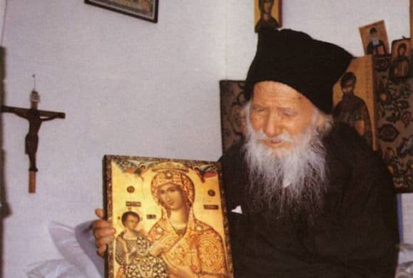 Feast Day of Elder Porphyrios, a Modern Day Saint