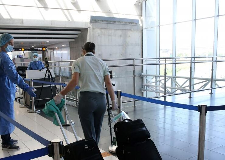 Cyprus plans to open borders for vaccinated covid-19 travellers in March 2021