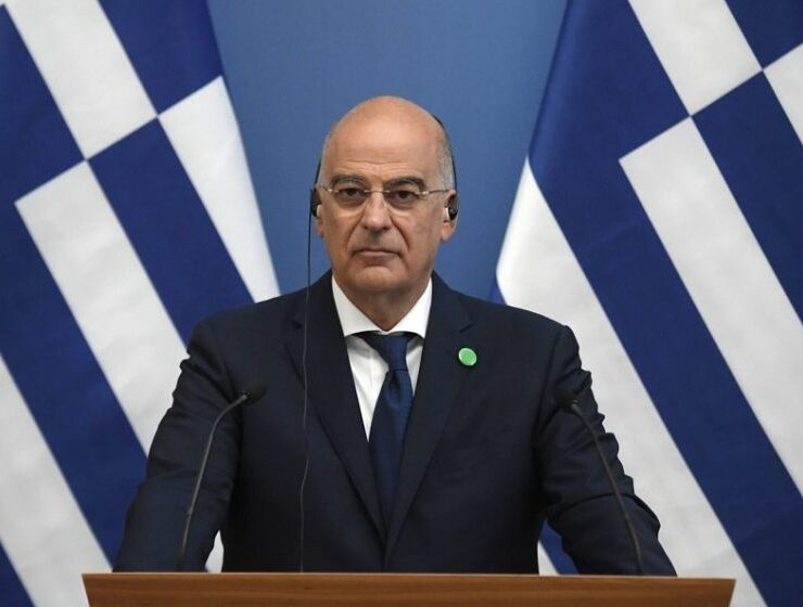 Greece confirms EU will 'react' to Turkey with sanctions