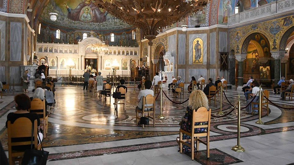 How churches in Greece will operate during holiday season