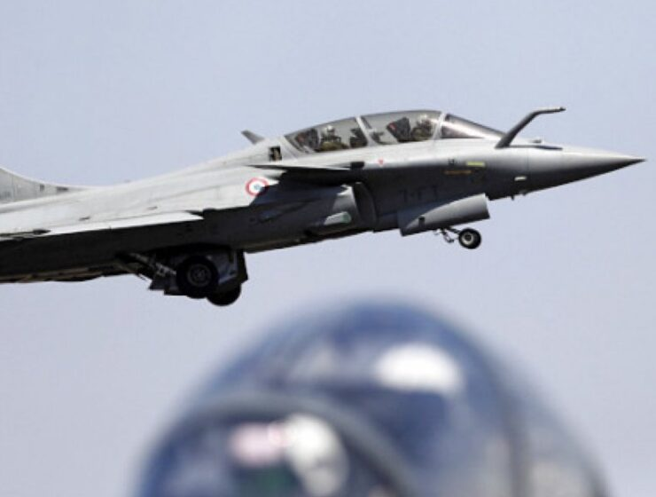 Greece to pay €2 billion for the purchase of 18 French-made Rafale fighter jets