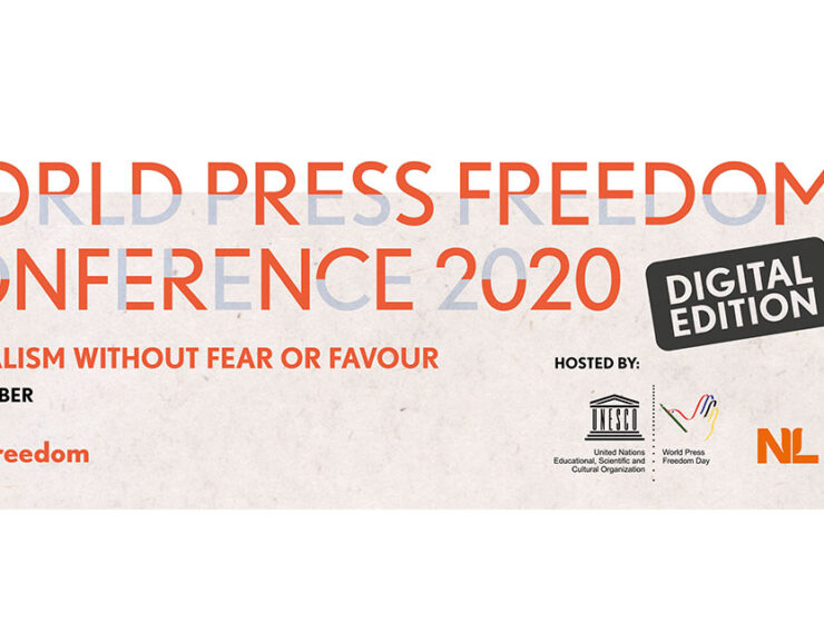 Greek FM to participate in the World Press Freedom conference