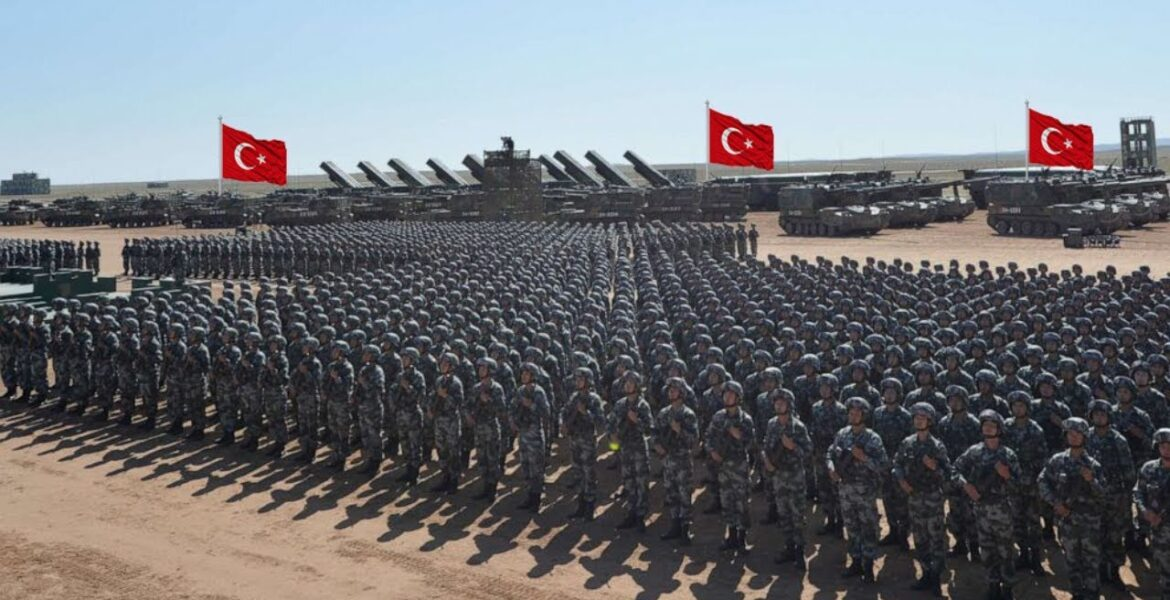 Turkish Army soldiers military