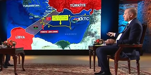 Libyan court ends maritime memorandum with Turkey that aimed to steal Greece's sovereign rights 1