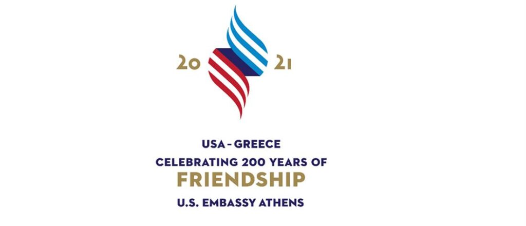 US Embassy in Athens launches #USAGreece2021 campaign