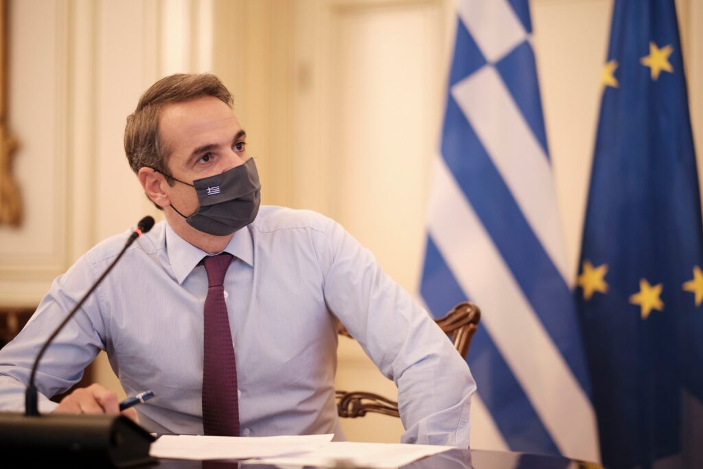 Greek PM Mitsotakis proposes joint EU vaccination certificate to ease travel