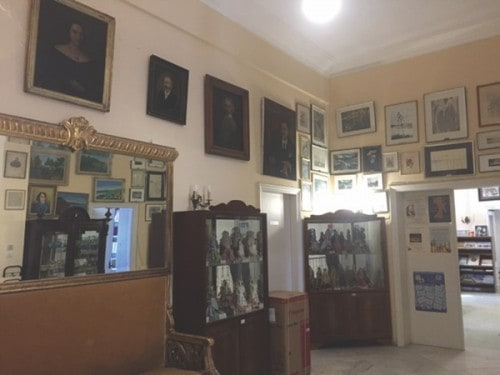 Zakynthos, New life given to Greece's oldest public library