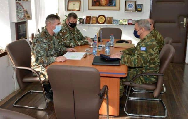 Greece helps boost North Macedonia's military through cooperation program under NATO structures 1