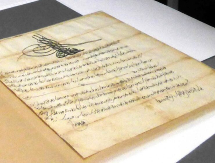 British Library returns historic documents stolen from Greek Monastery in 1979