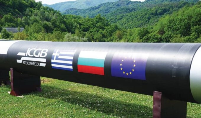 Greece-Bulgaria gas pipeline agreement ratified in parliament