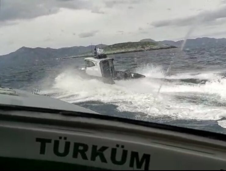 Mayor of Kalymnos explains how the incident with the Turkish Coast Guard in Imia took place 3