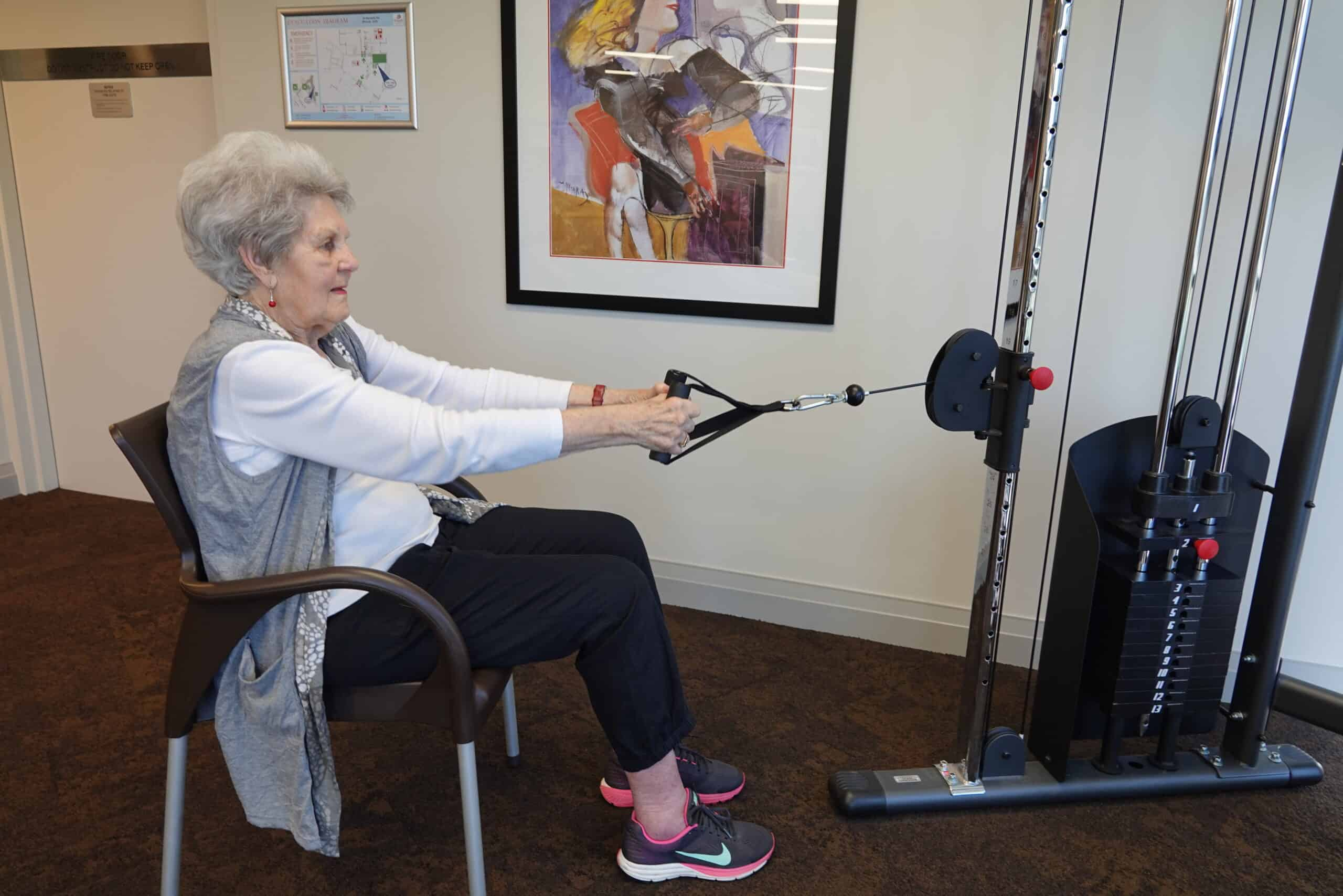 Add years to your life and life to your years with gentle exercise for seniors 3