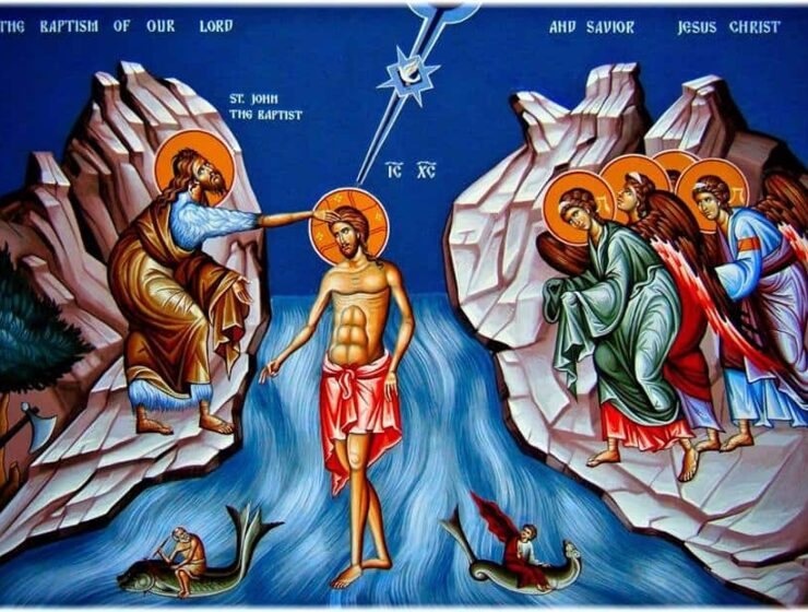 January 6, The Feast of the Holy Epiphany