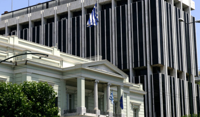 Greek Foreign Ministry.