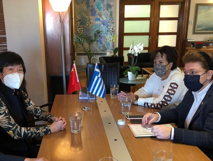 Greece-China year of culture and tourism events start in May