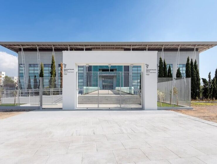 Olympic Museum set to open in Athens in 2021