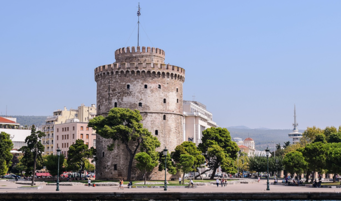 Thessaloniki in top 20 cities for remote workers