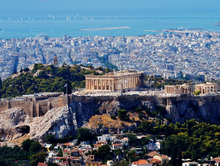 Athens named one of the 'Most Instagrammable places in the world for 2021'
