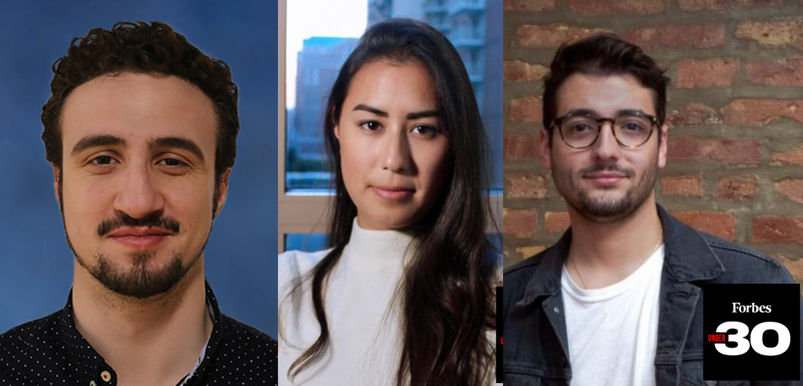 Forbes '30 Under 30' honors several Greek-Americans