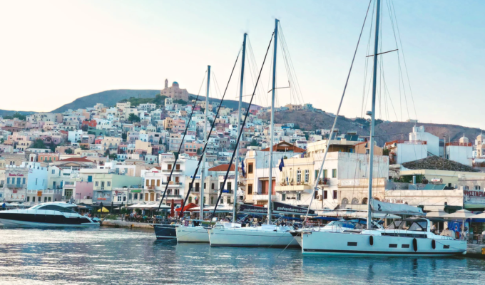 The best Greek islands to visit in 2021, according to Conde Nast Traveller