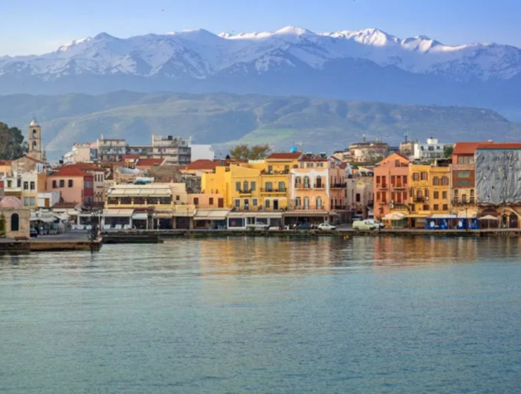 Crete named as one of Tripadvisor's popular destinations for 2021