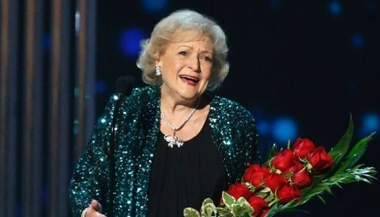 Xronia Polla Betty White, who turns 99 today