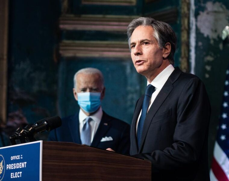 Greek FM congratulates Antony Blinken on his appointment as US secretary of state