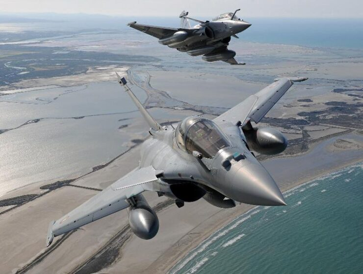 Greek Parliament to vote on purchasing Rafale fighter jets