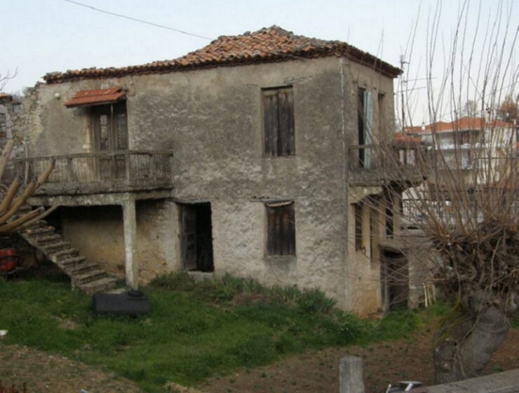 Home of Greek poet Nikos Gatsos, set to be declared a monument
